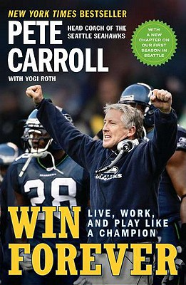 Win Forever By Carroll, Pete/ Roth, Yogi/ Garin, Kristoffer A.
